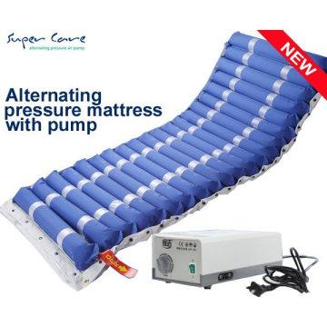 Colchão de ar médico, colchão de ar de ondulação, colchão de ar inflável