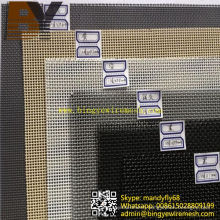 Stainless Steel Security Screen Window Mesh