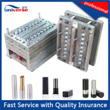 High Quality Custom Made Plastic Empty Lipstick Tube Mould Maker