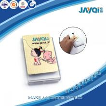Limpador de microfibra promoção com esponja