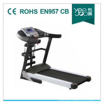 4.0HP AC Commercial Treadmill, Gym Fitness, Home Treadmill (8008B)