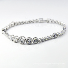 Nueva pulsera de plata de la joyería de la manera de los estilos 925 (K-1773. JPG)