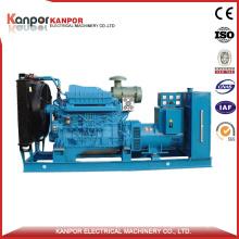 Flat Diesel silent Type Generator Set