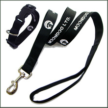 Personalized Logo Retractable Polyester/Nylon Pet/Cat/Dog Leash for Cats