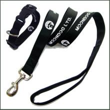 Logo personnalisé Retractable Polyester / Nylon Pet / Cat / Dog Leash pour les chats