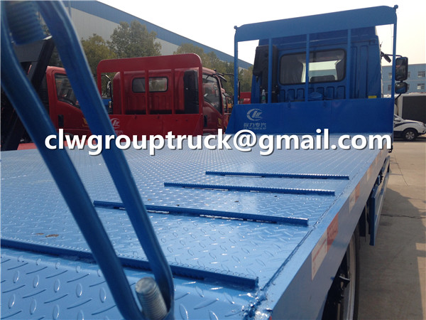 Flatbed Truck Plate Material Details