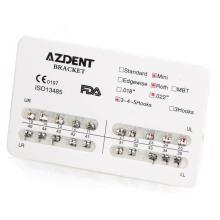 Самый продаваемый стоматологический мини-брекет Roth с Ce Approved