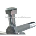 stainless steel bolts with hex nuts