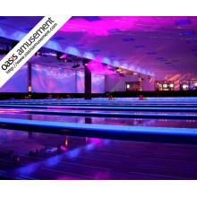 Bowling Equipamento Turnkey Projeto com Instalação Novo ou Refurbished Pinsetter Disponível