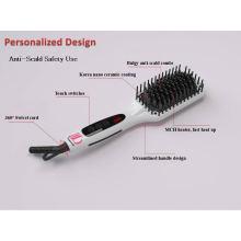 Nouveaux outils chauds Brosse à cheveux Straightening électronique