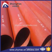 Alta qualidade mais barato A53 Gr.B 6m 18 ' STD tubulação de aço carbono e tubo, tubulação soldada