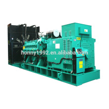50Hz 1500kW Googol generador diesel de alto voltaje 3kV-11kV