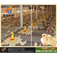 BIRDSITTER Populated poultry farming automatic one day chicken feeding system