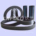 Arc Teeth Industrial Rubber Timing Belt (2M,3M,5M,8M)