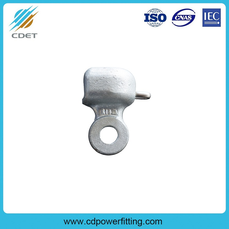 Galvanized Drop Forged Socket Clevis Eyes