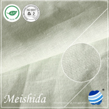 15 * 15/54 * 52 tecido de linho de algodão para roupa