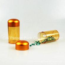 Haustier Plastik Pillen Flasche für Vitamin Tabletten (PPC-PETM-023)