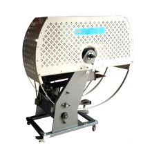 Automatic Bunding PE String Spiral Tying machine For Corrugated Packages