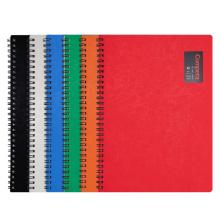 Comix High Quality  Original Series B5 A5 Custom Logo PP Spiral Notebook Set (24 pieces)