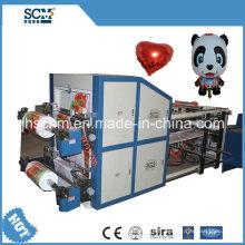 Machine automatique de fabrication de ballons commandés par ordinateur à membrane en nylon Scm-1000