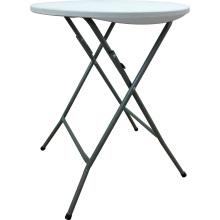 Hot Sales Plastic 60 Cm Samll Round Folding Table para piquenique