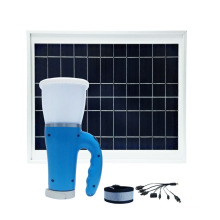 Good Quality 8W Solar System Withli-Battery