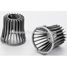 Aluminium-Druckguss maßgeschneiderte Druckguss Teile Werkzeugmaschinen