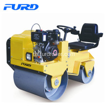 Double Drum Vibratory Roller Compactor