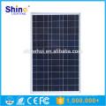 Módulo solar policristalino de las células solares del panel solar de la venta directa de la fábrica del diseño moderno de la alta calidad 50w
