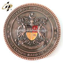Выдвиженческие дешевые изготовленный на заказ литого сплава сувенирные подарки металлический медальон