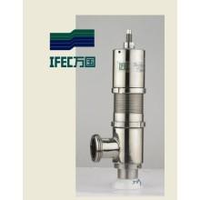 Vanne de sécurité soudée sanitaire (IFEC-AQF100001)