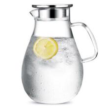 Термостойкость Стеклянный кувшин для воды Сок для напитков Соковыжималка для бутылок