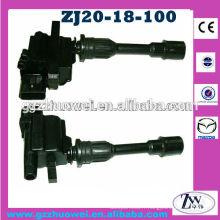 Mazda 2 s'applique à la bobine d'allumage d'origine OEM # ZJ20-18-100 / ZJ01-18-100