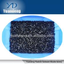 Schwarze Nylon Plastikspacer