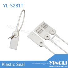 High Quality Plastic Seals with Printing
