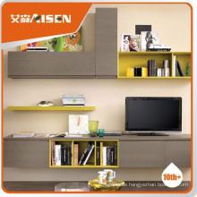 Voll ausgestattete professionelle Hersteller Lack-TV-Schrank