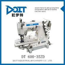 DT600-35ZD Venda quente máquina de embainhamento de fundo de cama de cilindro