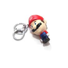 Custom PVC Keyring, Cute Cartoon Image Keychain (GZHY-KA-059)