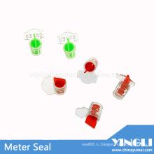 Пластиковая Проволока пломбы со счетчика с серийным номером (ил-М01)