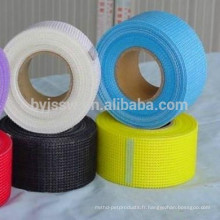 Maille de fibre de verre pour le plâtre