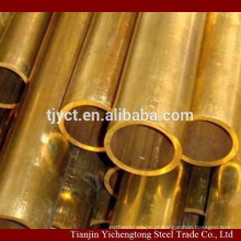 Tubo e tubo de latão H62