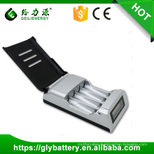 GLE-920D Super Quick Charger for AA/AAA Rechargeable Battery Made in China