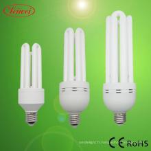 4U Cflcompact fluorescents (haute puissance)