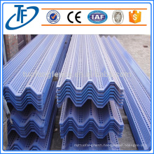perforated mesh wind or dust nets,anti-wind fence,wind break wall in stock