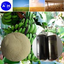 Ácidos aminados vegetais orgânicos puros do adubo do quelato do ácido aminado do cálcio