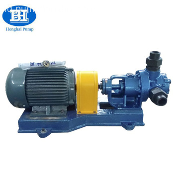 Tinggi Viskositas Stainless Steel Rotary Molasses Gear Pump