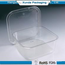Прозрачная упаковка для замороженных пластиковых пищевых продуктов