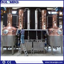 Customized lcohol distilling equipment, distillation equipment
