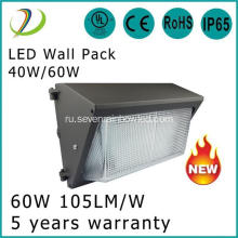 High Brightness 120W LED Wall Pack