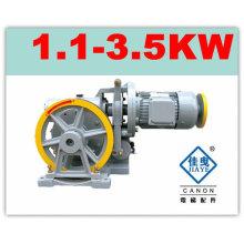 YJF100K única velocidade elevador Motor engrenado tração máquina/componentes/peças